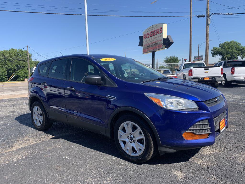 2015 FORD ESCAPE  Rogers Motor Company Wichita Falls TX