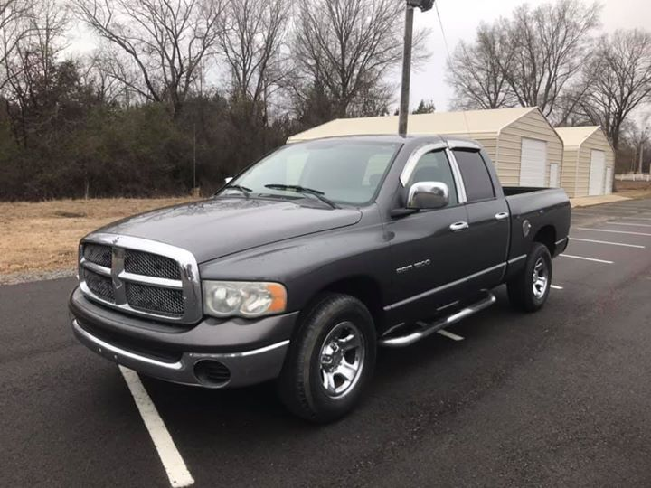 2004 DODGE RAM 1500 1D7HA18N14S511089 AUTO BROKERS