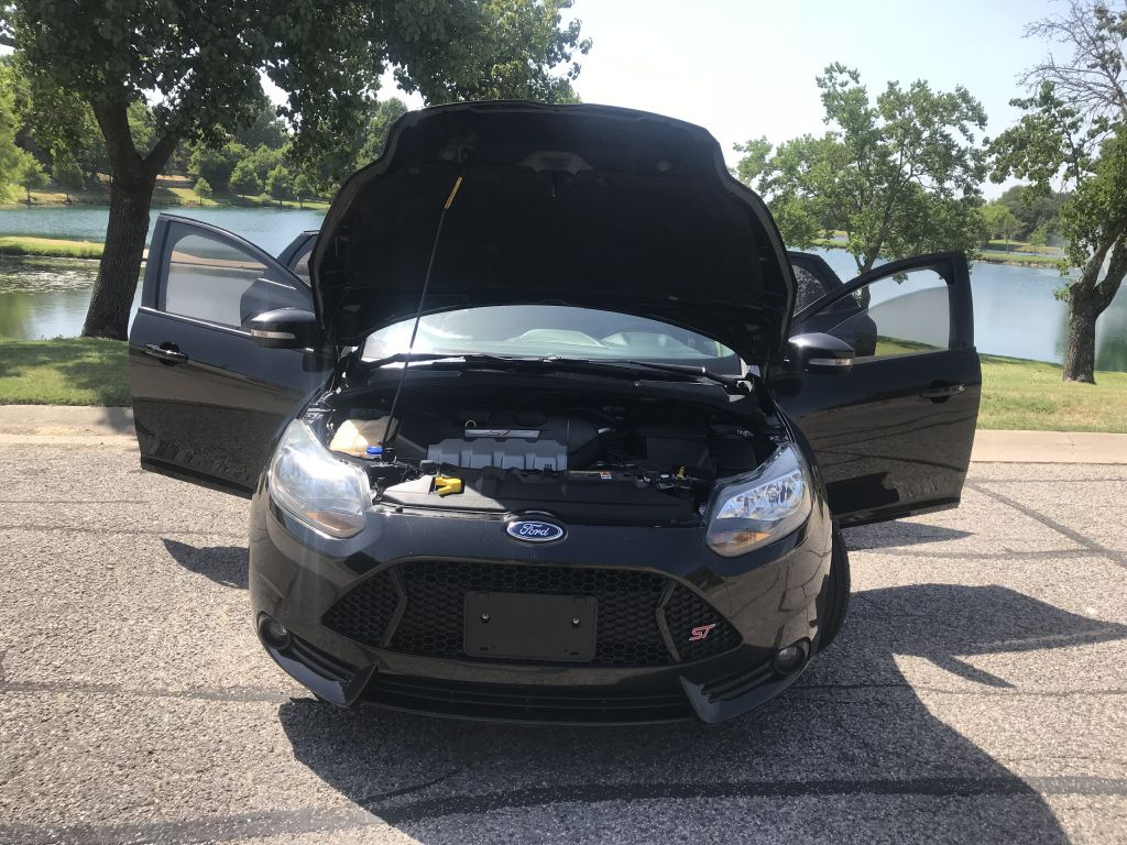 2014 Ford Focus St Fwd Prime Time Auto Group Lights