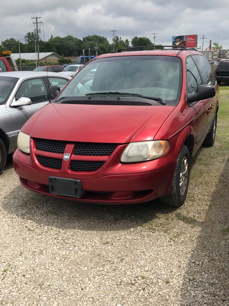 2002 DODGE GRAND CARAVAN SPORT for sale at Elite Auto and Truck Sales