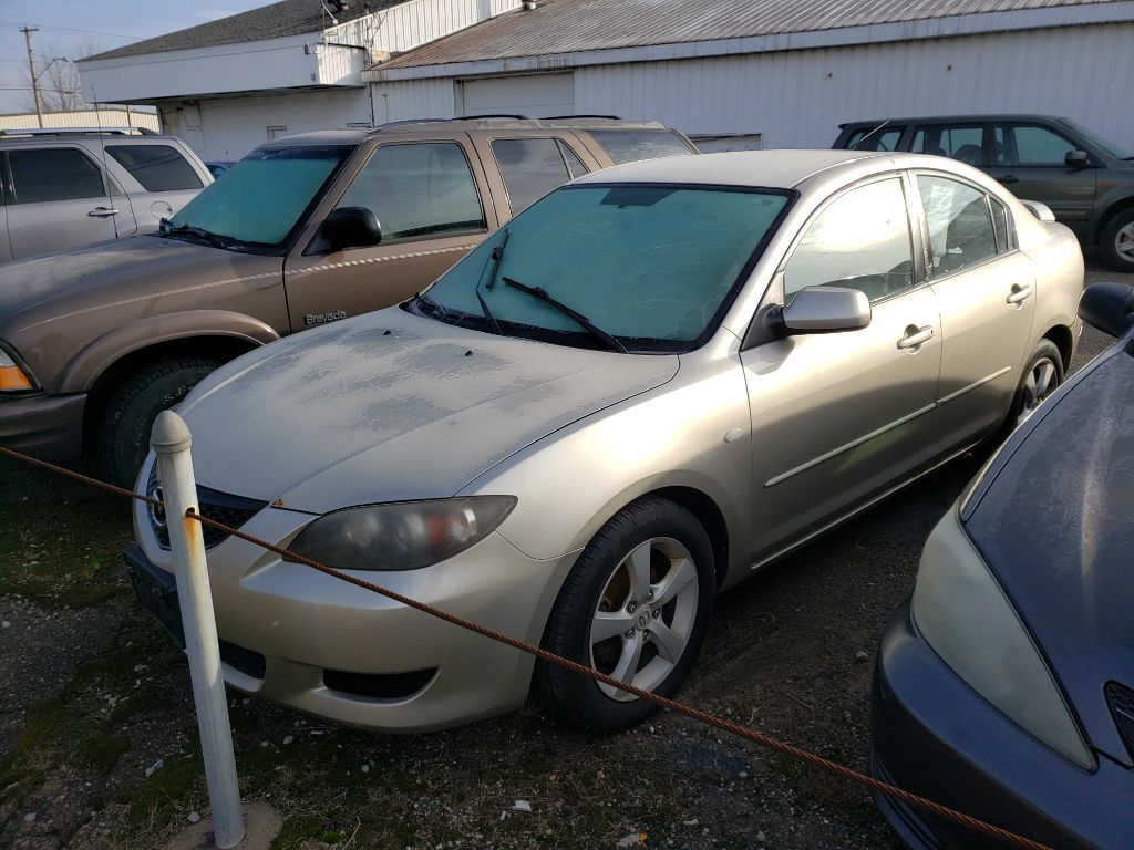2005 MAZDA 3 I for sale at Elite Auto and Truck Sales