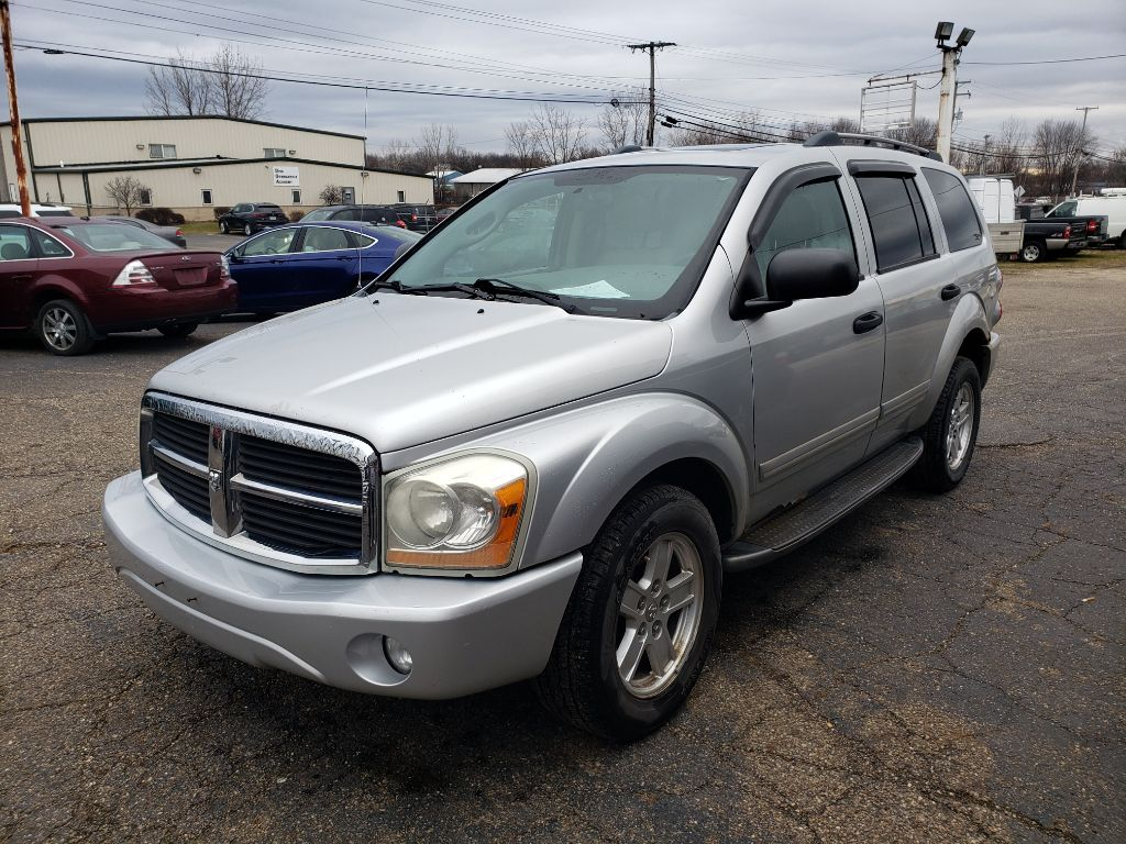 2006 DODGE DURANGO LIMITED for sale at Elite Auto and Truck Sales