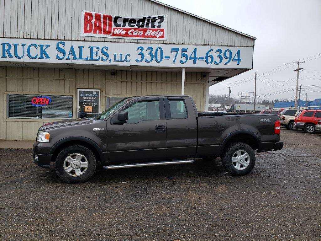 2005 FORD F150  for sale at Elite Auto and Truck Sales