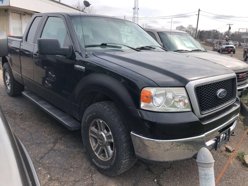 2007 FORD F150  for sale at Elite Auto and Truck Sales