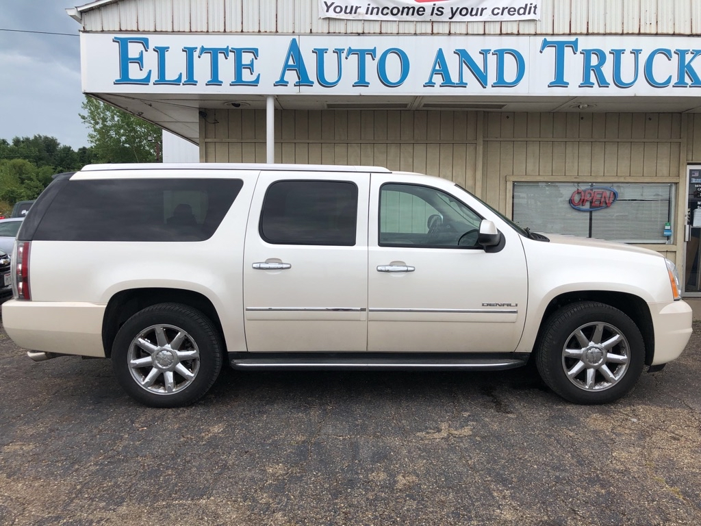 2012 GMC YUKON XL DENALI for sale at Elite Auto and Truck Sales