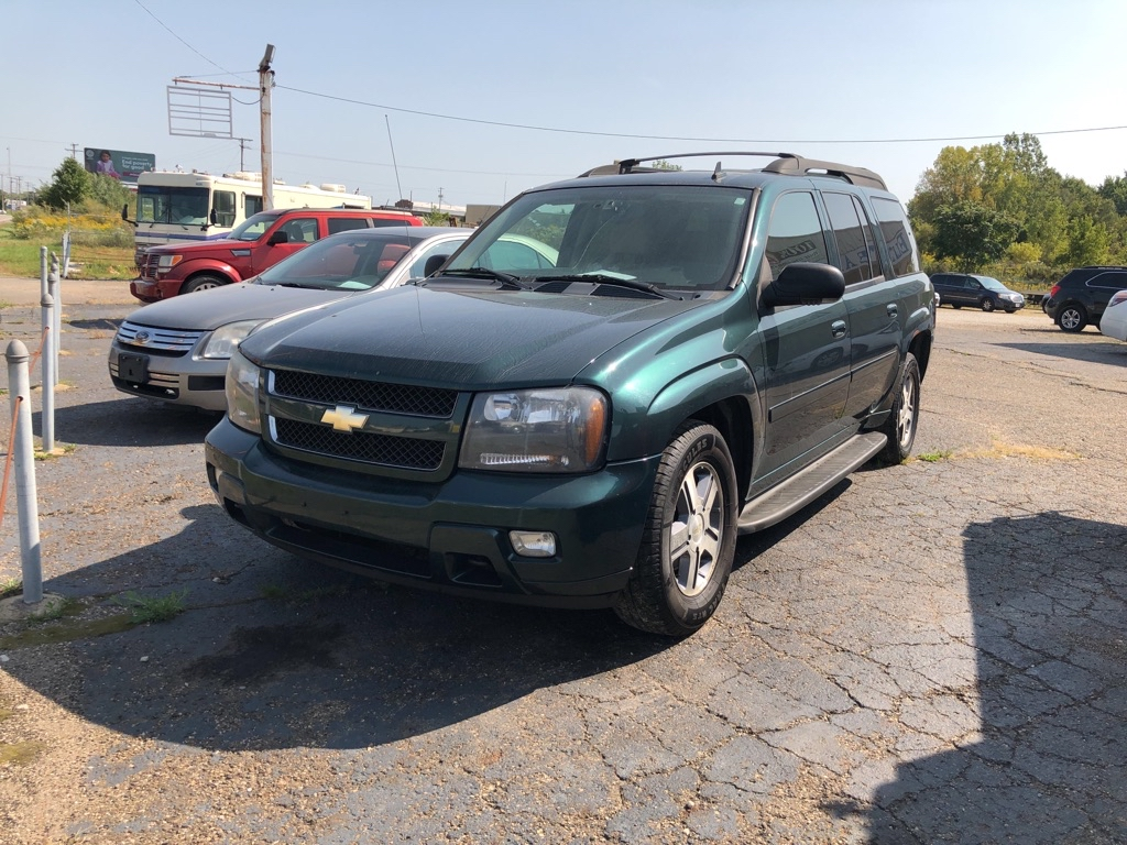 2006 CHEVROLET TRAILBLAZER EXT LS for sale at Elite Auto and Truck Sales