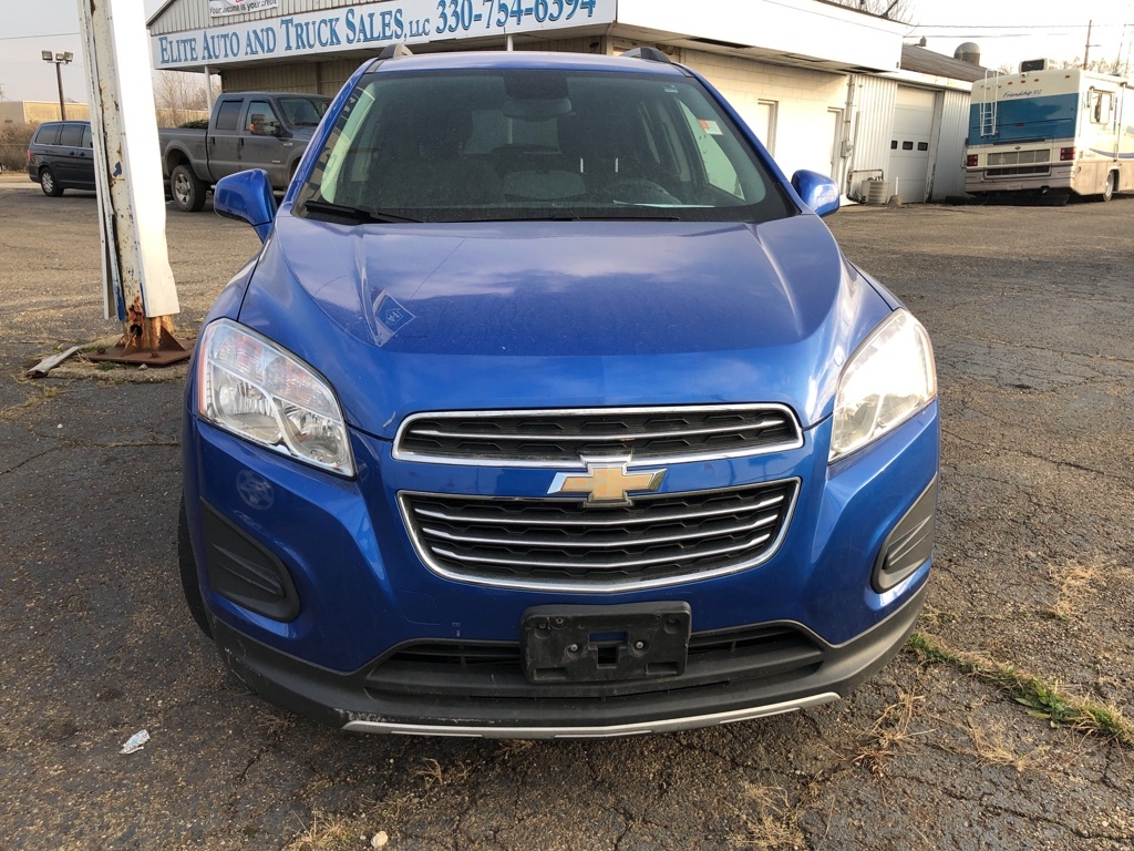 2016 CHEVROLET TRAX 1LT for sale at Elite Auto and Truck Sales