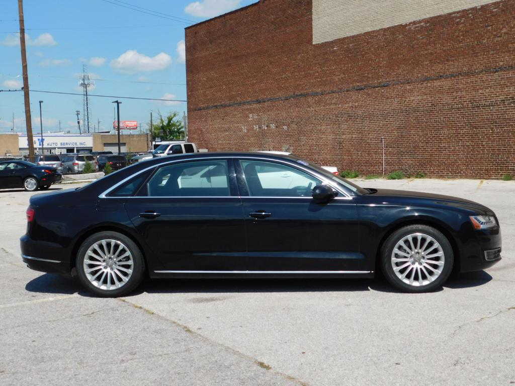 2015 audi a8 l quattro awd msrp 87 245 preferred imports. Black Bedroom Furniture Sets. Home Design Ideas