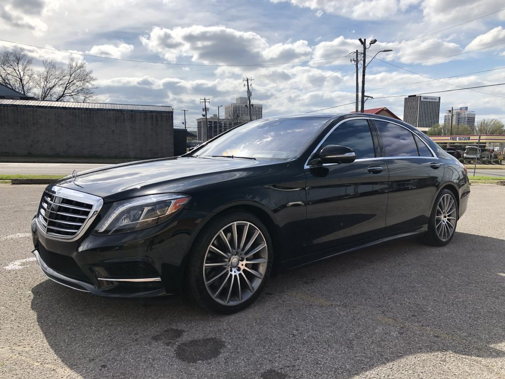 2015 MERCEDES-BENZ S550 RWD MSRP 113,945