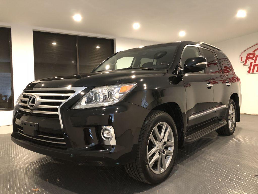 2015 LEXUS LX570 AWD MSRP $82,950