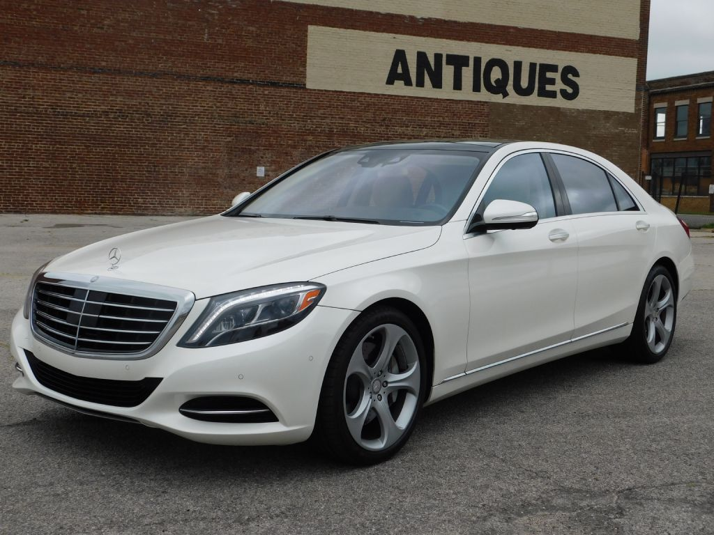 2015 MERCEDES-BENZ S550 RWD MSRP $94,400