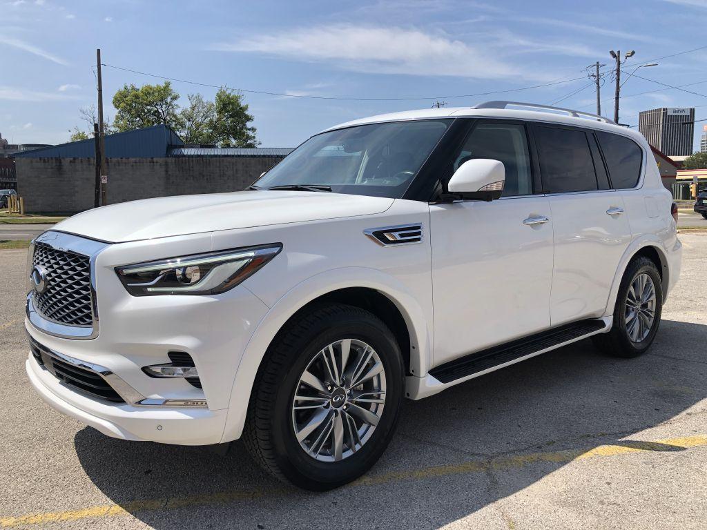 2018 INFINITI QX80 4WD