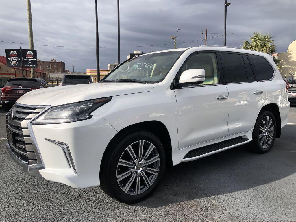 2017 LEXUS LX570 AWD