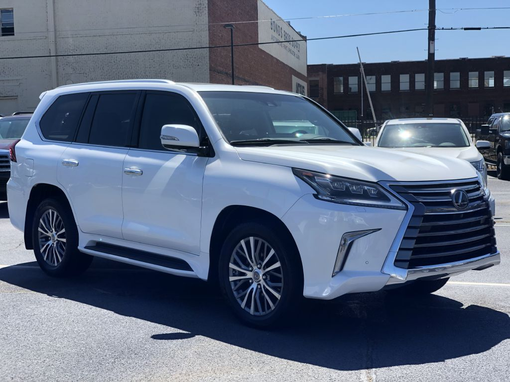 2018 LEXUS LX570 AWD