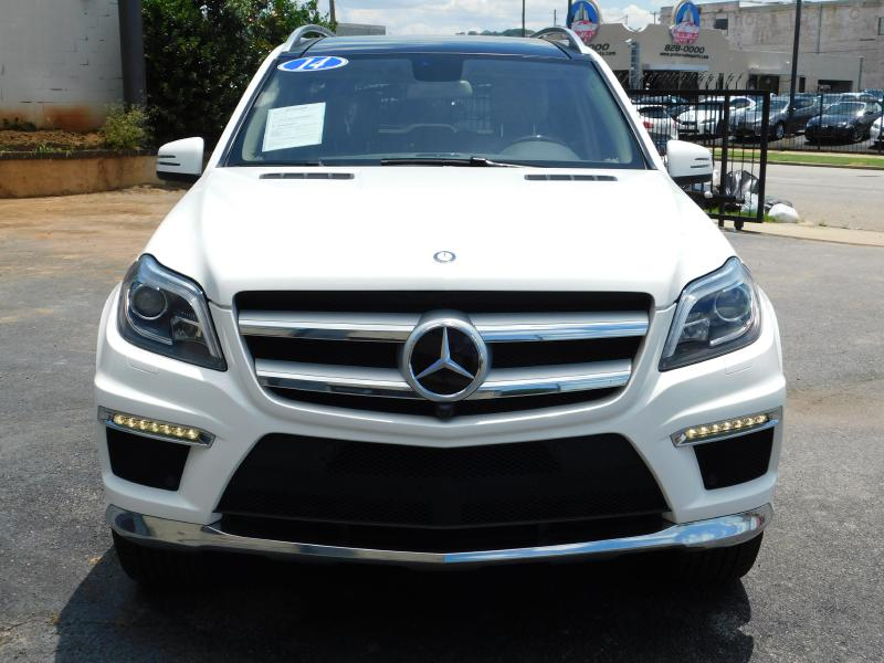 2014 MERCEDES-BENZ GL550 4MATIC AWD MSRP $88,600