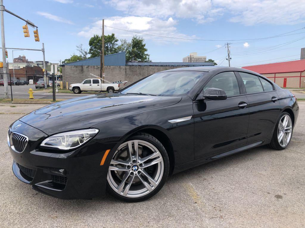 2016 BMW 640I MSRP $89,095