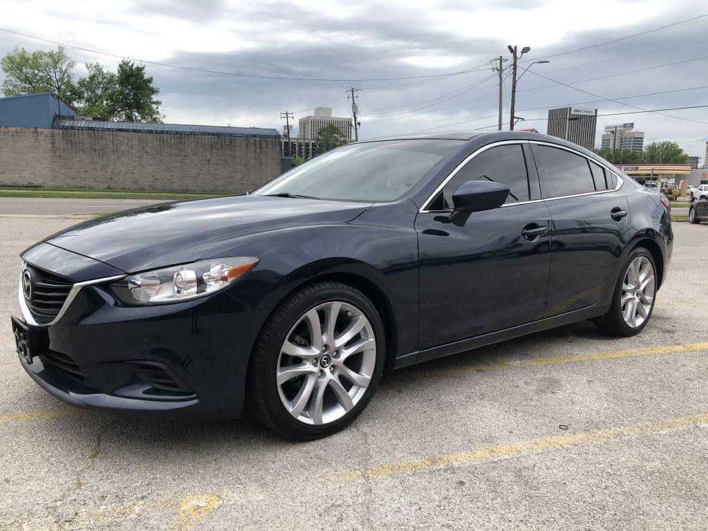 Mazda 6 20 Inch Wheels