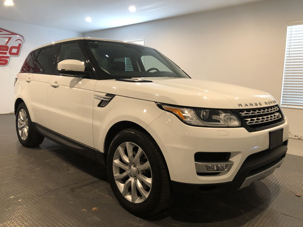 2015 LAND ROVER RANGE ROVER SPO 4WD MSRP $68,500