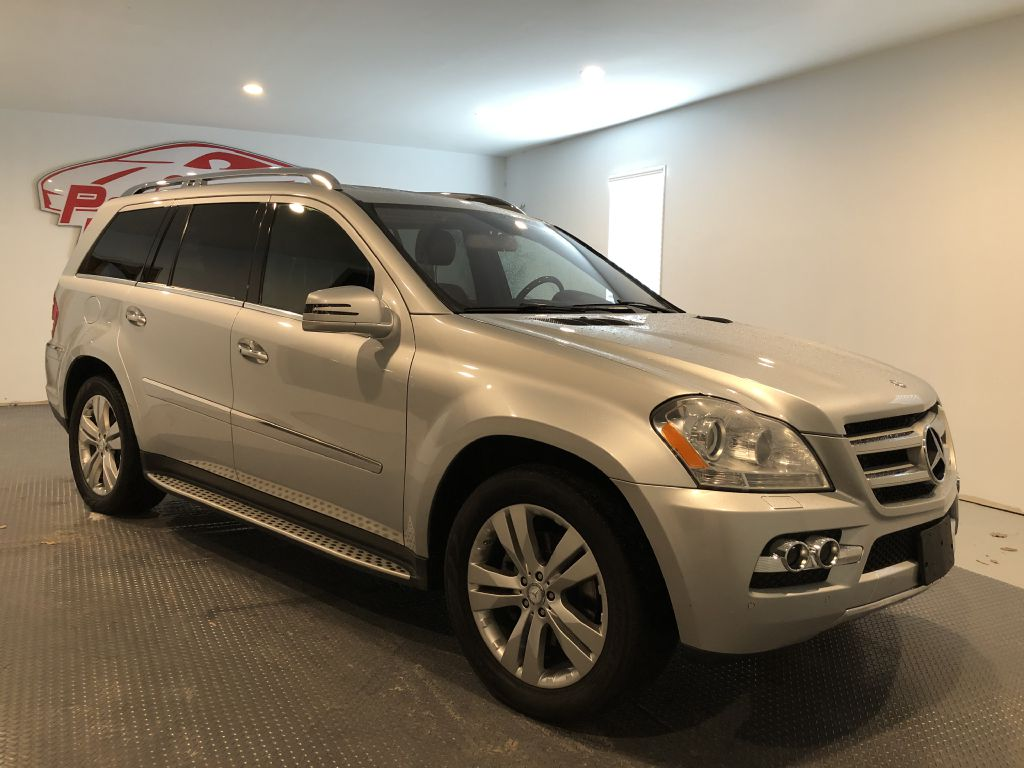 2011 MERCEDES-BENZ GL450 4MATIC AWD MSRP $61,950 - Preferred Imports