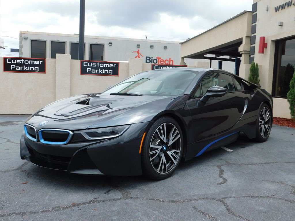 2015 BMW I8 AWD MSRP $136,500