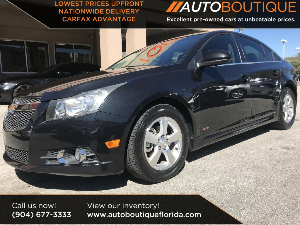 All Chevy chevy cruz 2012 : Used Chevrolet Cruze For Sale Jacksonville, FL - CarGurus