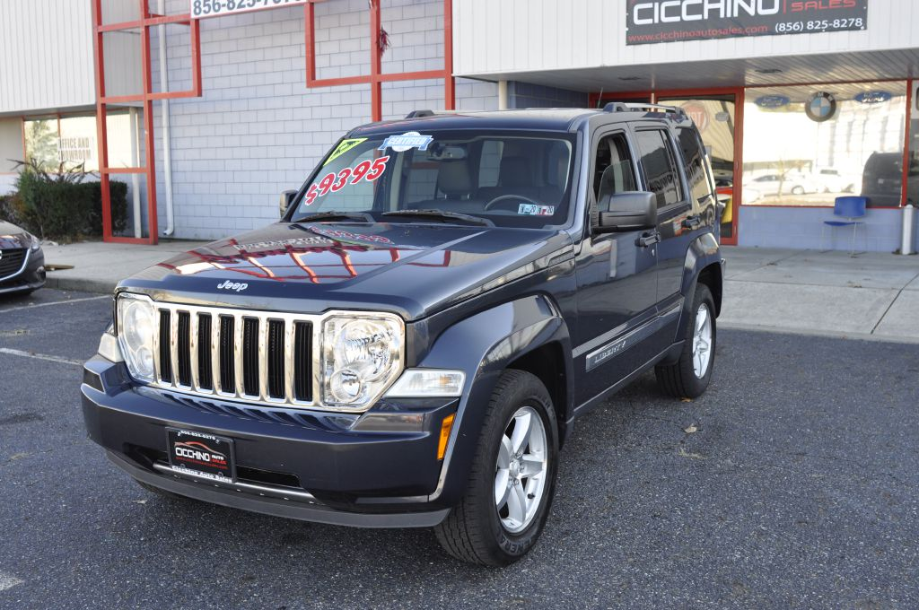 2008 Jeep Liberty For Sale >> Used 2008 Jeep Liberty In Millville Nj Auto Com 1j8gp58k88w224924