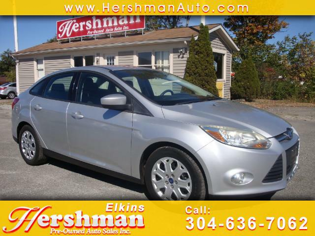 2012 FORD FOCUS 1FAHP3F27CL179753 HERSHMAN PRE-OWNED AUTO SALES INC.