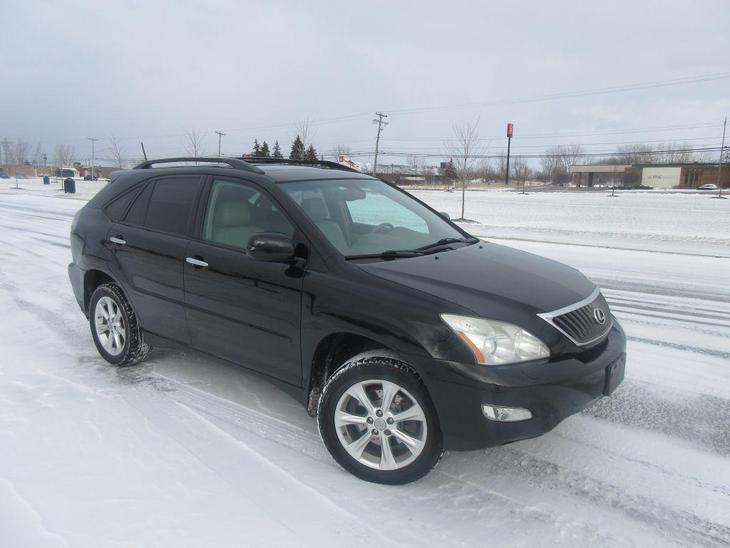 2008 LEXUS RX 350 2T2HK31U68C080627 WHOLESALE CAR BUYING