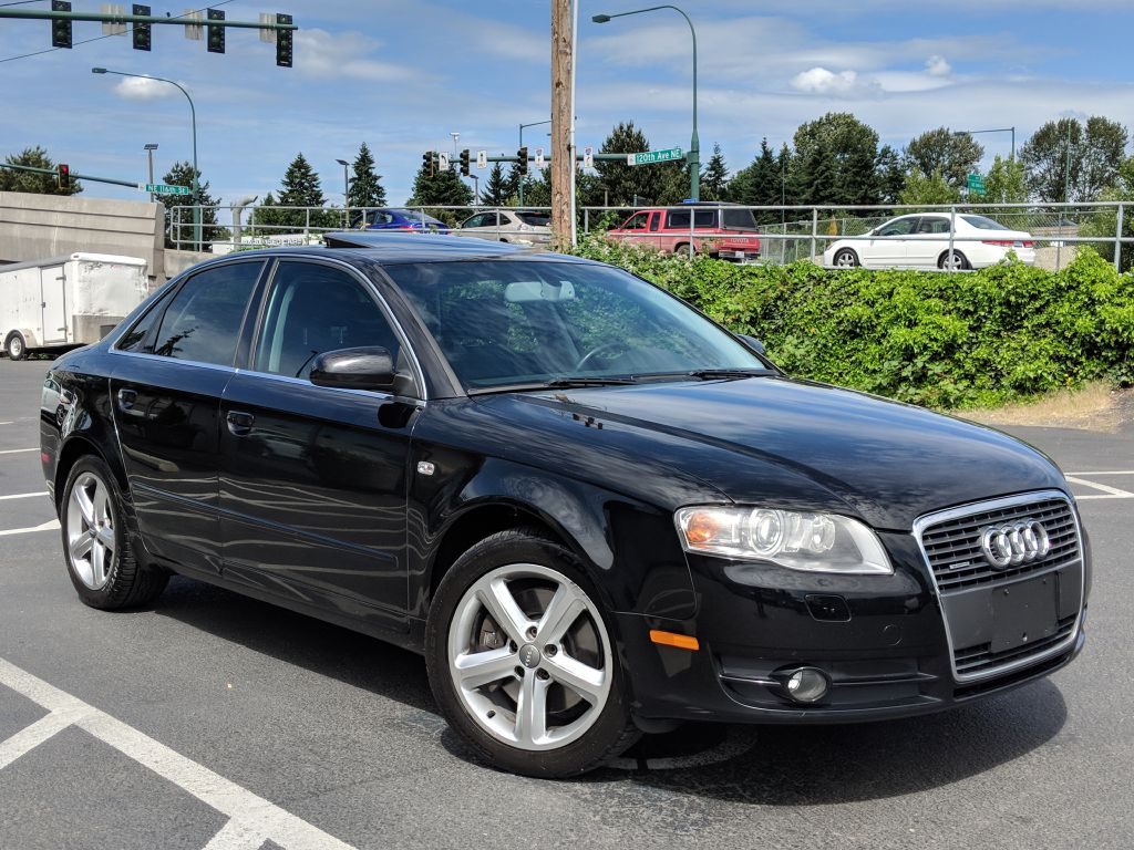 2007 AUDI A4 WAUDH78E37A044000 SWIFT AUTO DEALS LLC