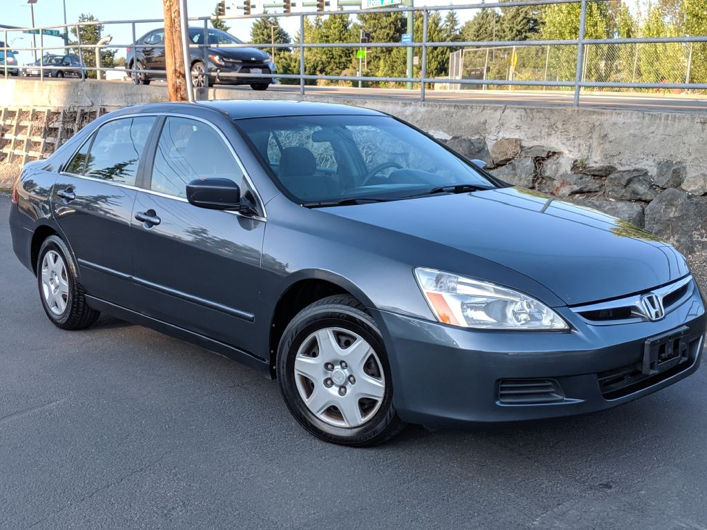2007 HONDA ACCORD 1HGCM56417A221380 SWIFT AUTO DEALS LLC