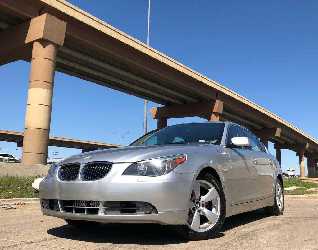 2007 BMW 525 WBANE535X7CW59107 LEGACY AUTO USA