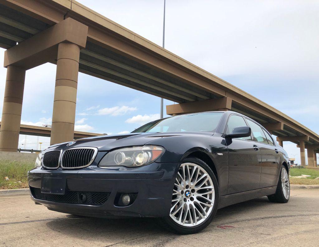 2008 BMW 750 WBAHN83508DT78749 LEGACY AUTO USA