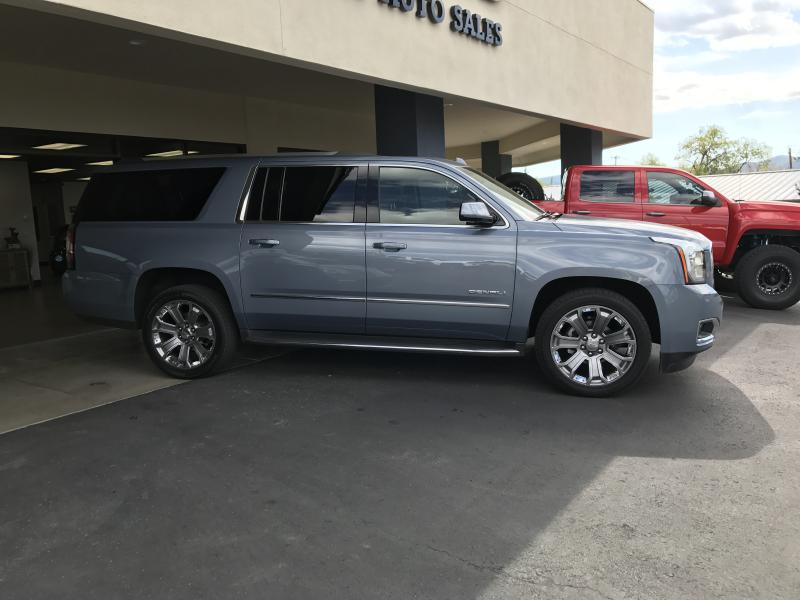 2016 gmc yukon xl denali 11188 miles automatic used. Black Bedroom Furniture Sets. Home Design Ideas