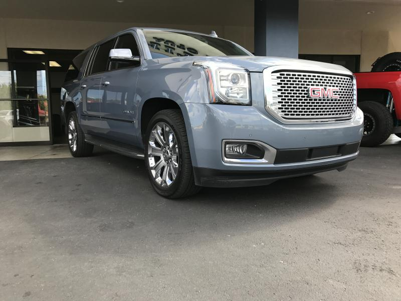 2016 gmc yukon xl denali 11188 miles automatic used gmc yukon for sale in prescott. Black Bedroom Furniture Sets. Home Design Ideas