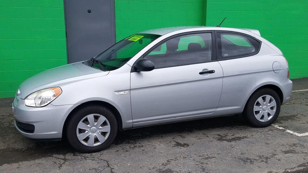 2007 HYUNDAI ACCENT KMHCM36C47U015510 MONEYMAN PAWN