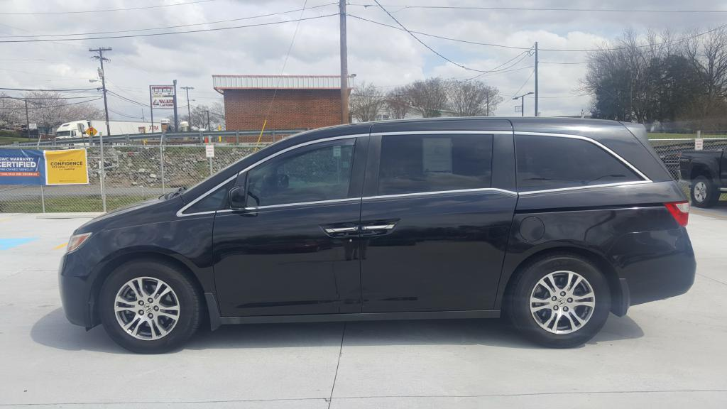 2011 HONDA ODYSSEY 5FNRL5H42BB038160 CAROLINA DIRECT AUTO SALES
