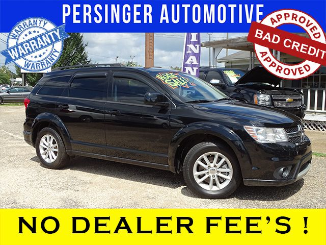 2014 DODGE JOURNEY 3C4PDCBG1ET152443 DAN PERSINGER AUTOMOTIVE