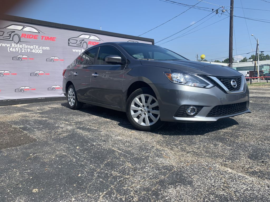 2017 NISSAN SENTRA 3N1AB7AP1HY403881 RIDE TIME LLC