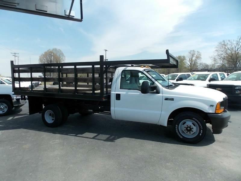 FLATBED-FORD-F350 SUPERDUTY