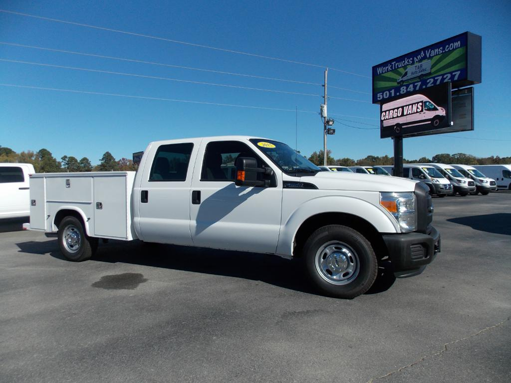 UTILITY-FORD-F250 SUPERDUTY