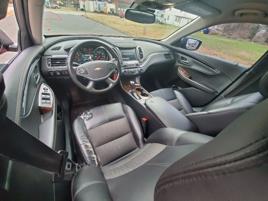 2015 CHEVROLET IMPALA LT for sale at BH Automotive