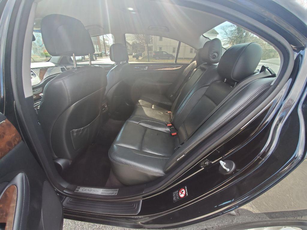 2011 HYUNDAI GENESIS 3.8L for sale at BH Automotive