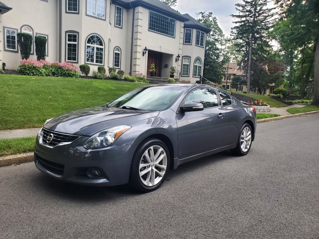 2012 NISSAN ALTIMA SR for sale at BH Automotive