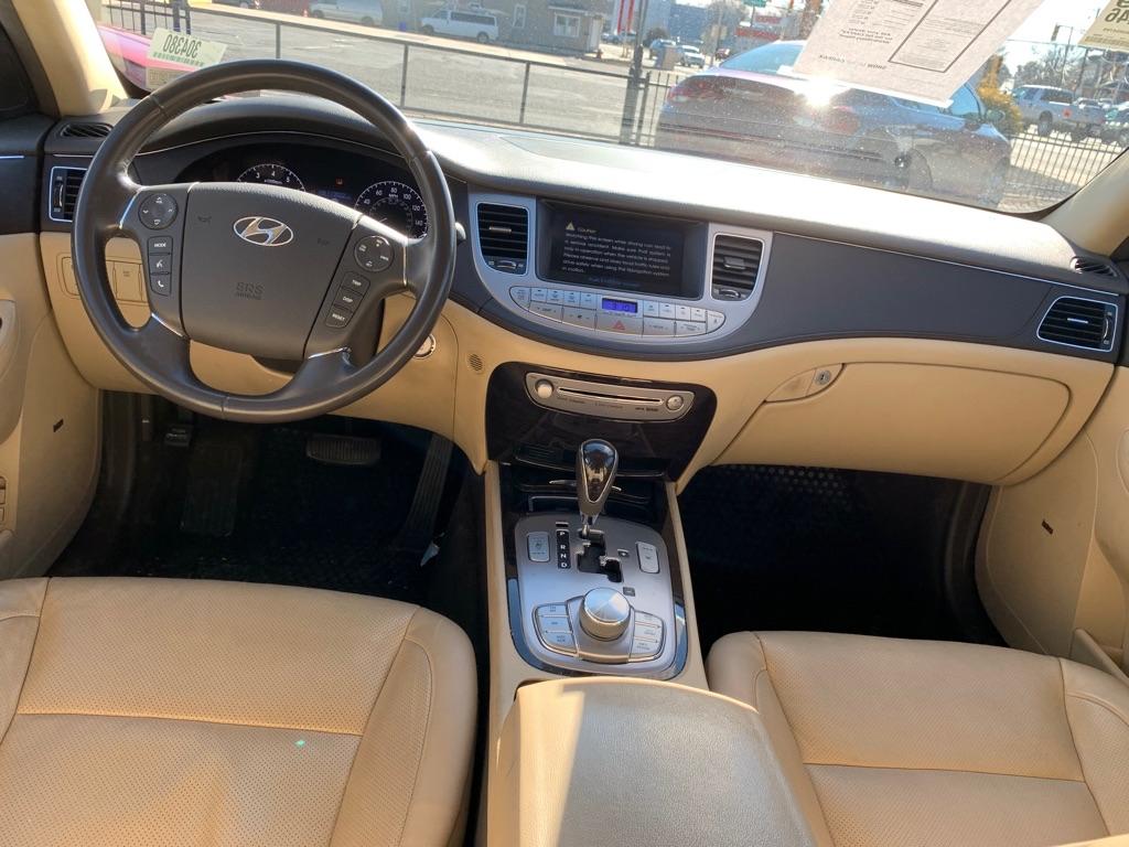 2009 HYUNDAI GENESIS 3.8L for sale at BH Automotive