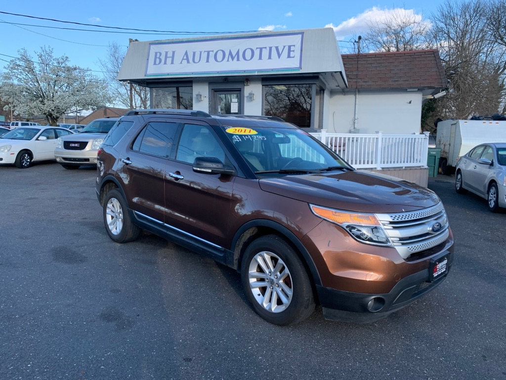 2011 FORD EXPLORER XLT for sale at BH Automotive