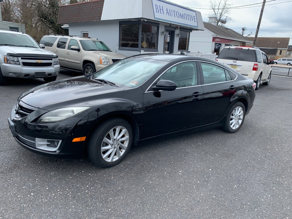 2011 MAZDA 6 I for sale at BH Automotive