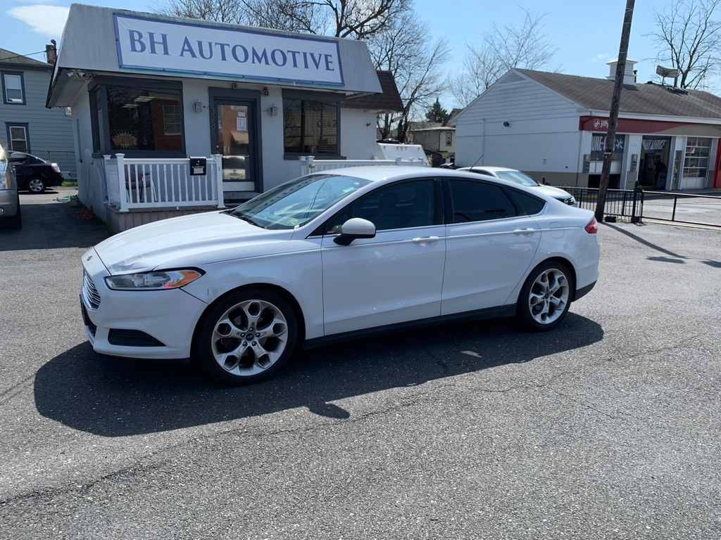 2014 FORD FUSION S for sale at BH Automotive