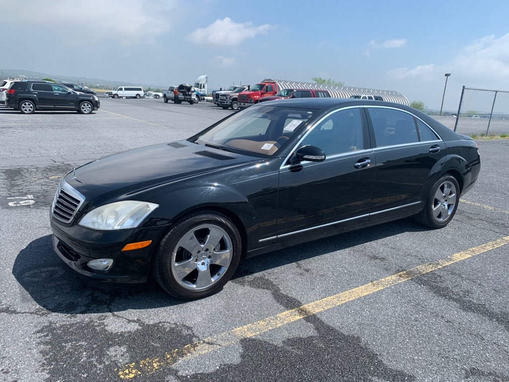 2007 MERCEDES-BENZ S-CLASS S550 4MATIC for sale at BH Automotive