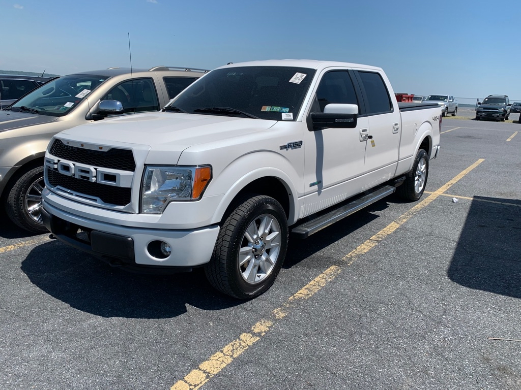 2012 FORD F150 SUPERCREW for sale at BH Automotive