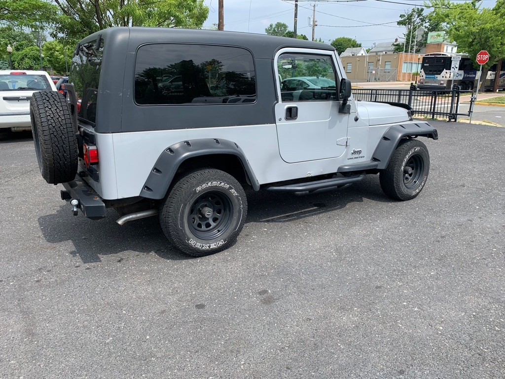 2005 JEEP WRANGLER / TJ UNLIMITED for sale at BH Automotive